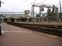 Gare des Chantiers - English: Versailles-Chantiers station - platforms, Yvelines, France