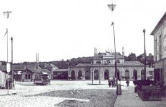 Gare des Chantiers -  Gare des Chantiers. Versailles France.