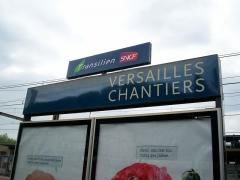 Gare des Chantiers -  Gare de Versailles-Chantiers