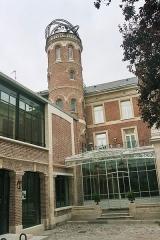 Maison Jules Verne - Français:   Vue extérieure de la maison de Jules Verne à Amiens (France)