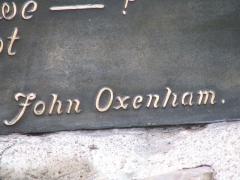 Mémorial terre-neuvien et parc commémoratif - English: author of prayer