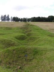 Mémorial terre-neuvien et parc commémoratif -  Tranchée conservée de la Première Guerre Mondiale