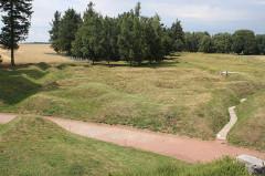 Mémorial terre-neuvien et parc commémoratif - English: Beaumont-Hamel Newfoundland Memorial