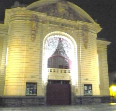 Théâtre municipal - English: Castres (Tarn) - Theater