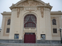 Théâtre municipal - English: Castres