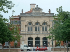 Théâtre -  Bâtiment d'Albi (Théâtre)