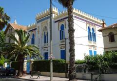 Villa Tunisienne - English: Villa Tunesian Style