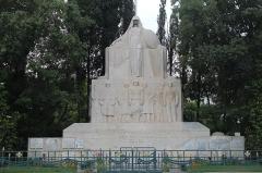 Monument aux morts de la guerre de 1914-1918 - Français:   Monument aux morts de la Première Guerre mondiale, Toulon.