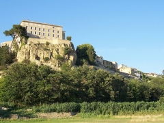Château de Lauris - English: Lauris in Provence