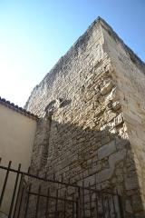 Tour du moulin de l'Ecole - Français:   Tour du Moulin de l\'École à Pernes-lès-Fontaines