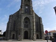 Eglise Notre-Dame de la Nativité - English: Chambretaud church, Vendée, France