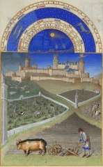Château médiéval -