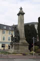 Monument à la mémoire des Enfants de la Haute-Vienne morts pour la défense de la patrie en 1870-1871 -  Limoges