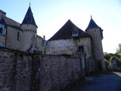 Château -  Saint-Jean-Ligoure, Haute-Vienne, France