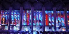 Eglise Notre-Dame au Cierge - Deutsch:   Lichstpiele in Unserer Lieben Frau der Kerzen, Épinal, Département Vogesen, Region Lothringen (heute Großer osten), Frankreich