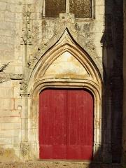 Eglise Saint-Menge - Français:   Église Saint-Menge de Merry-Sec (Yonne, France)