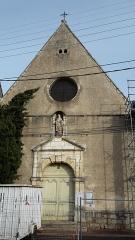 Eglise Saint-Savinien-le-Jeune - Français:   Eglise Saint-Savinien-le-jeune de Sens