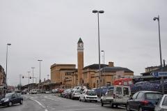 Gare de Belfort -  Gare de Belfort, Belfort, Franche-Comté, France