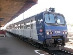 Gare de Belfort - English: SNCF Class Z 9500 in Belfort station