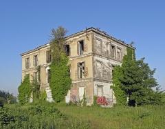 Ancienne usine Coignet -  Maison de François Coignet à Saint Denis (Seine-St-Denis)