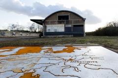 Ancienne gare SNCF de la Grande Ceinture - Anncienne gare de déportation de Bobigny