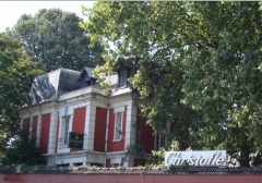 Usine de l'Orfèvrerie Christofle - Français:   Vue de l\'ancienne usine Christofle de Saint-Denis du boulevard Croizat