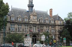 Hôtel de ville -  Pantin