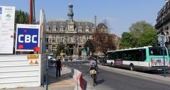 Hôtel de ville -  Pantin Hôtel de ville-001