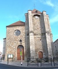Eglise Saint-Nicolas -  Église Saint-Nicolas
