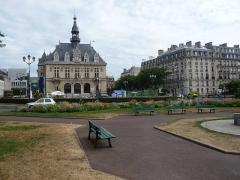 Hôtel de ville de Vincennes -  Town hall of Vincennes