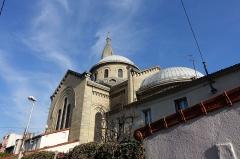Eglise du Sacré-Coeur, ancienne chapelle de la cité universitaire -  Église du Sacré-Cœur de Gentilly @ Paris
