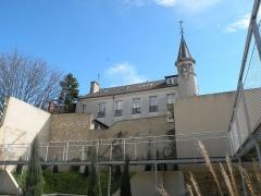 Ancienne abbaye Notre-Dame d'Argenteuil -  Abbaye Notre-Dame d'Argenteuil