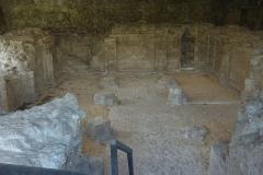 Ancienne abbaye Notre-Dame d'Argenteuil - Deutsch: Ausgrabungen der ehemaligen Benediktinerinnenabtei Notre-Dame in Argenteuil im Département Val-d'Oise (Île-de-France/Frankreich