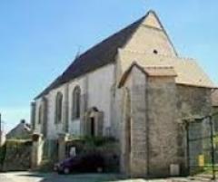 Eglise Saint-Nicolas - Français:   L\'église de la Chapelle en Vexin