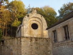 Domaine de Stors -  La chapelle de Stors (L'Isle-Adam, Val-d'Oise)