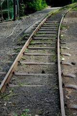 Gare de La Grande Chaloupe -  Ancienne voie ferrée du CFR