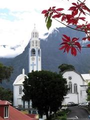 Eglise paroissiale Notre-Dame-des-Neiges - Deutsch: Cilaos, Kirche