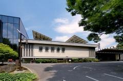 Eglise - English: Kensei-kinenkan in Chiyoda-ku, Tokyo, Japan