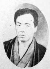 Eglise -  a Japanese man 江藤新平 (Shinpei Eto)