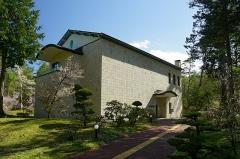 Eglise - English: Mishima_Yukio_Literary_Museum in Yamanakako, Yamanashi prefecture, Japan