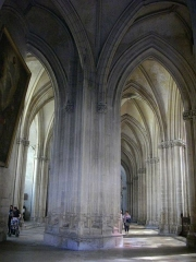 Cathédrale Saint-Pierre Saint-Paul - Cathédrale Saint-Pierre-et-Saint Paul de Troyes (Aube, France)