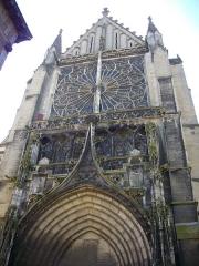 Cathédrale Saint-Pierre Saint-Paul - Français:   Cathédrale Saint-Pierre-et-Saint-Paul de Troyes (Aube, France): transept septentrional