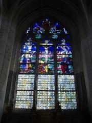 Eglise Saint-Nizier - Français:   Église Saint-Nizier de Troyes (Aube, France): Crucifixion