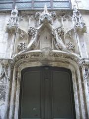 Eglise Saint-Pantaléon - Français:   Église Saint-Pantaléon de Troyes (Aube, France): portail du transpet sud
