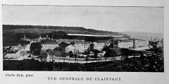Ancienne abbaye de Clairvaux - Français:   publié dans le \