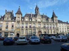 Hôtel de ville - English: Charleville-Mézières (Ardennes) Hôtel de ville Mézières