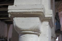 Eglise Saint-Symphorien - Deutsch: Katholische Kirche Saint-Symphorien in Ponthion im Département Marne in der Region Grand Est/Frankreich, Kapitell