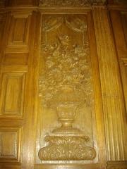 Ancien collège des Jésuites, actuellement Hospice général Museux - Salle des actes de l'ancien collège des Jésuites de Reims (Marne, France)