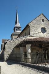 Eglise de la Nativité de la Vierge - Deutsch: Katholische Kirche Notre-Dame-de-la-Nativité in Sermaize-les-Bains im Département Marne in der Region Grand Est/Frankreich