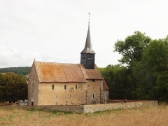 Eglise Saint-Prix - Français:   Église Saint-Prix de Talus-Saint-Prix (Marne, France)